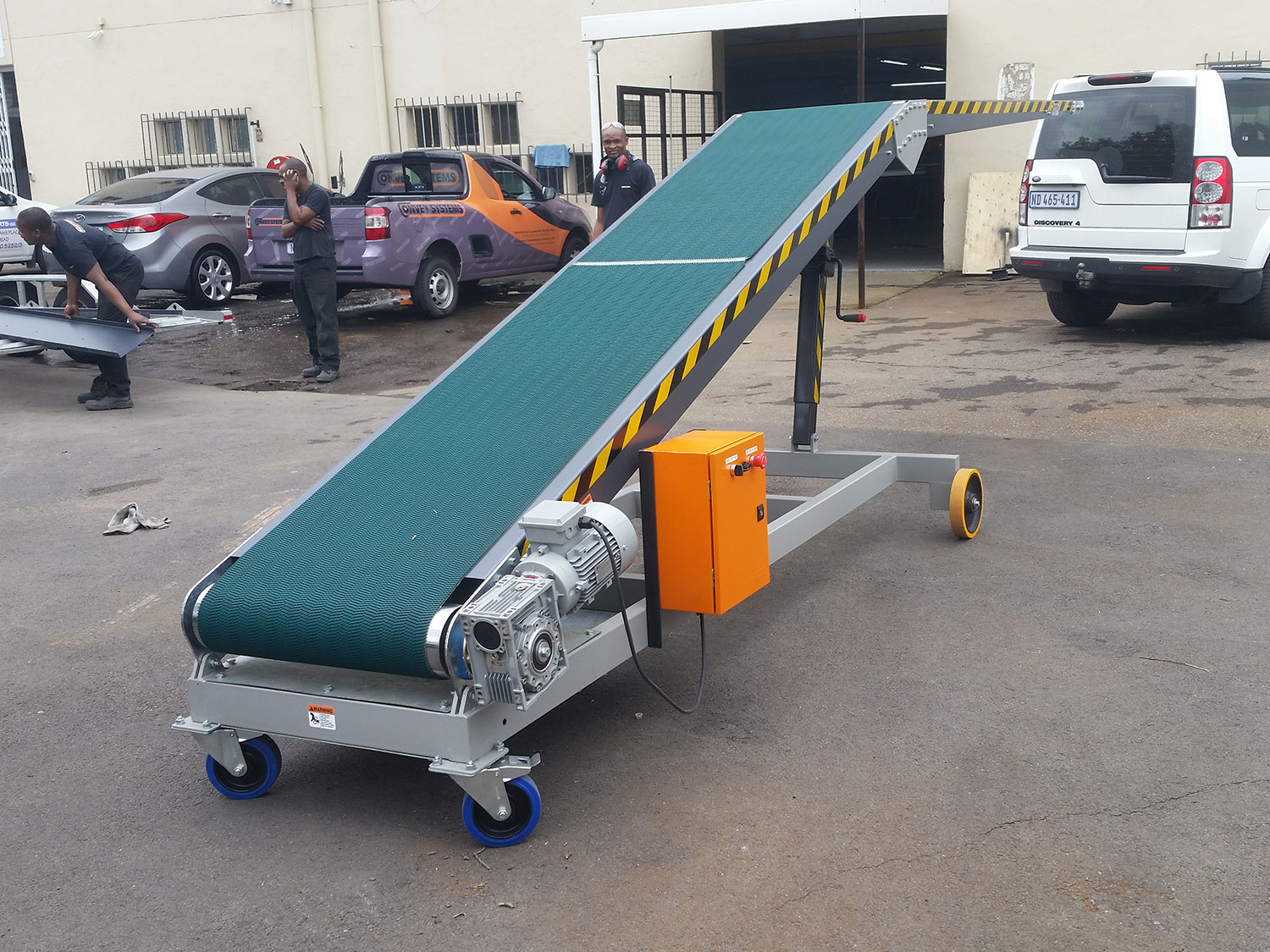 Truck-Loader-Conveyors